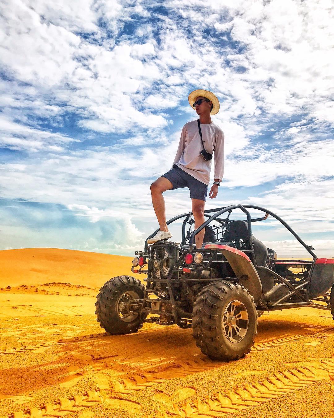 Kinh nghiệm phượt du lịch Mũi Dinh cho bạn trải nghiệm tuyệt vời nhất