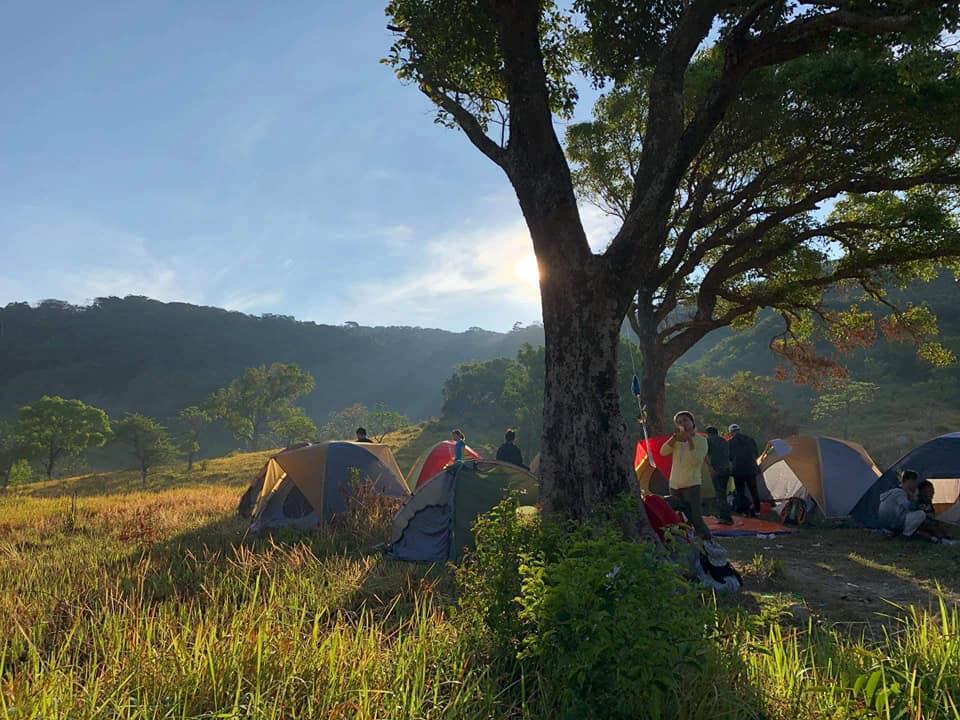 Kinh nghiệm cắm trại, trekking du lịch Vườn quốc gia Núi Chúa A-Z