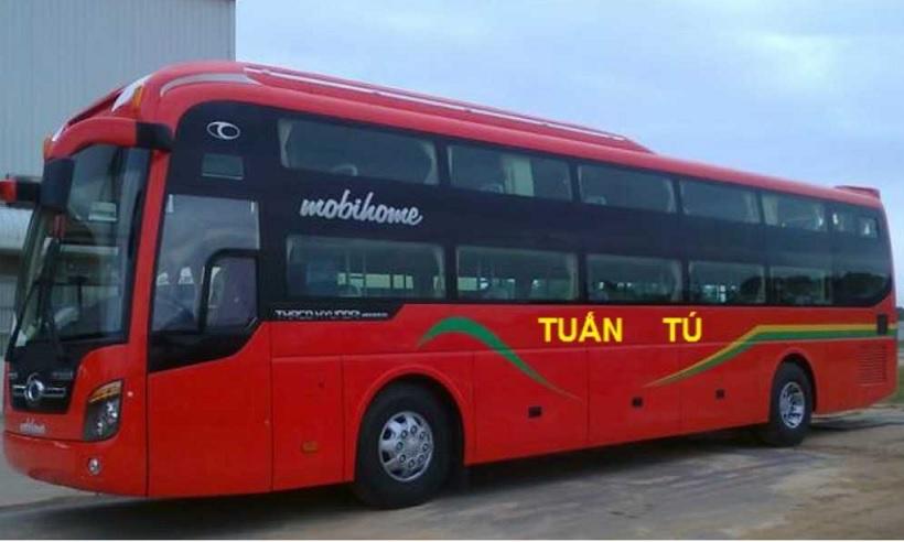 Nhà xe Tuấn Tú Ninh Thuận: Số điện thoại đặt vé, giá vé đi Sài Gòn, Đà Lạt