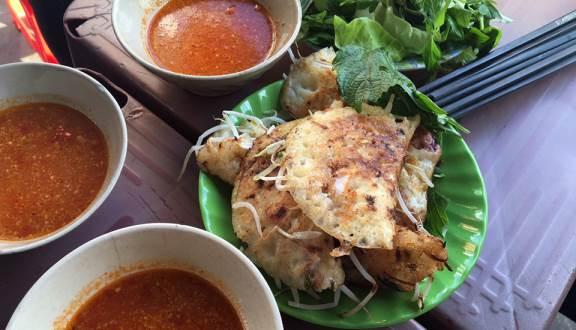 Bánh xèo, bánh căn Phan Rang: Những địa chỉ quán ăn ngon ở Ninh Thuận