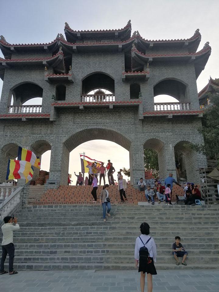 Trùng Sơn Cổ Tự - Thiền viện trúc lâm Viên Ngộ trên núi Đá Chồng Ninh Thuận