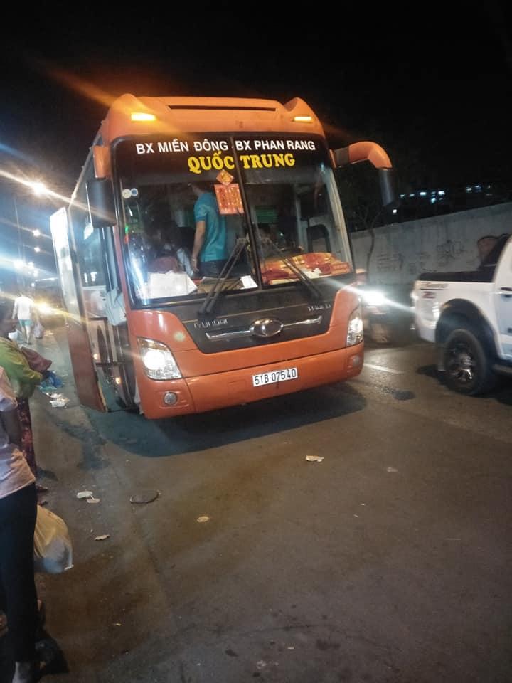 Nhà xe Quốc Trung: Số điện thoại tổng đài, cách liên hệ đặt vé đi Phan Rang