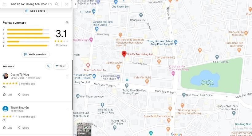 Nhà xe Tân Hoàng Anh: địa chỉ, bến xe, số điện thoại tổng đài đặt vé