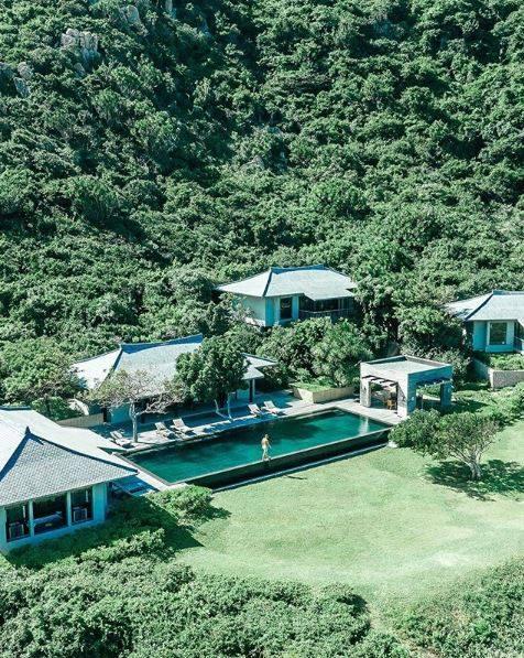 Amanoi resort Ninh Thuận: Khu nghỉ dưỡng 6 sao view biển Vĩnh Hy đẹp