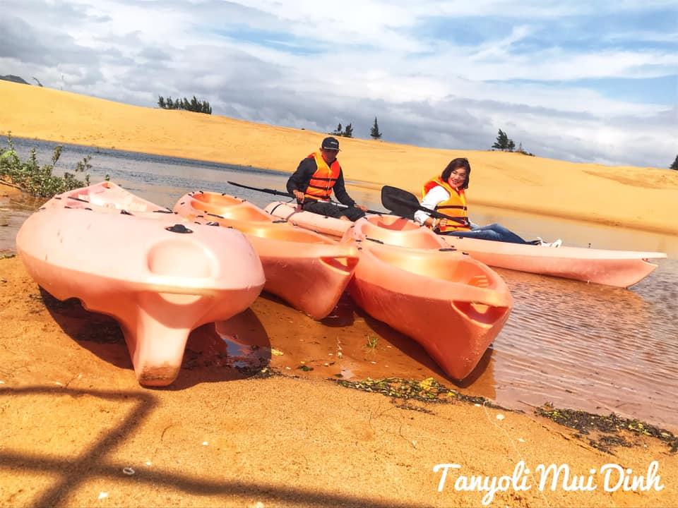 Khu du lịch Tanyoli Ninh Thuận: Review, giá vé tham quan làng Mông Cổ