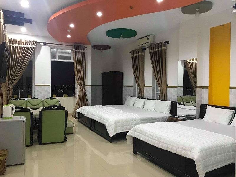 15 Khách sạn Phan Rang Ninh Thuận giá rẻ đẹp gần trung tâm & gần biển