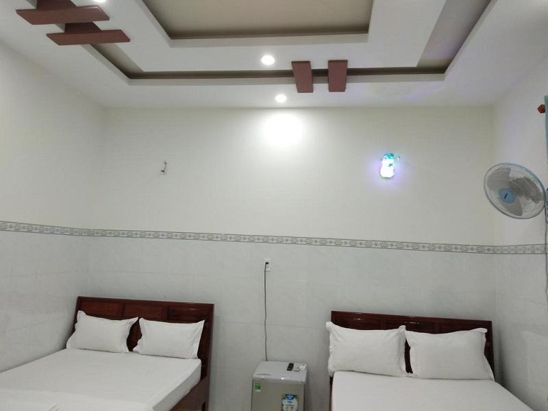 10 Nhà nghỉ Phan Rang Ninh Thuận giá rẻ đẹp ở trung tâm, gần biển