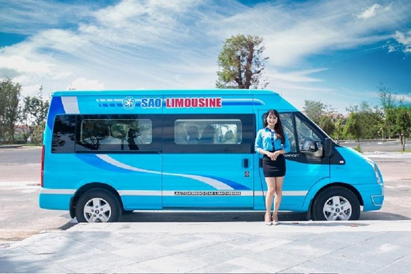 Nhà xe Sao limousine Nha Trang Phan Rang: giá vé, số điện thoại đặt vé