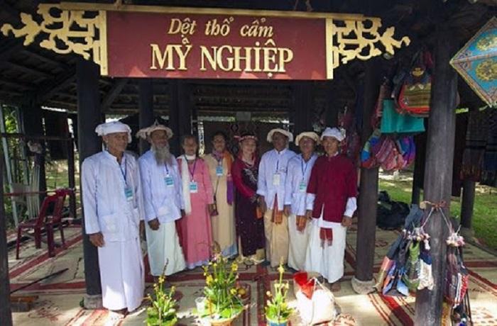 Làng dệt Mỹ Nghiệp – Làng dệt thổ cẩm ở Ninh Thuận: Hướng dẫn chi tiết