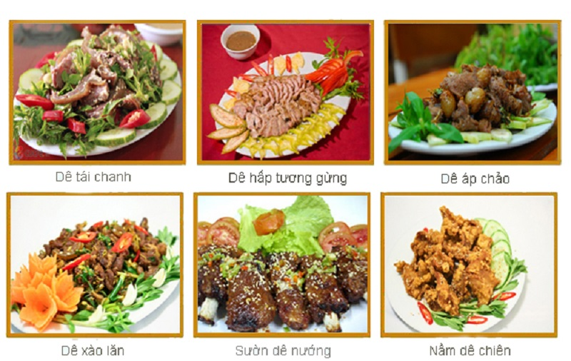 Top 10 nhà hàng quán thịt dê, thịt cừu Ninh Thuận ngon nổi tiếng nhất