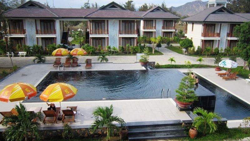 Aniise villa resort: Khu nghỉ dưỡng 4 sao sang trọng view biển Ninh Chữ