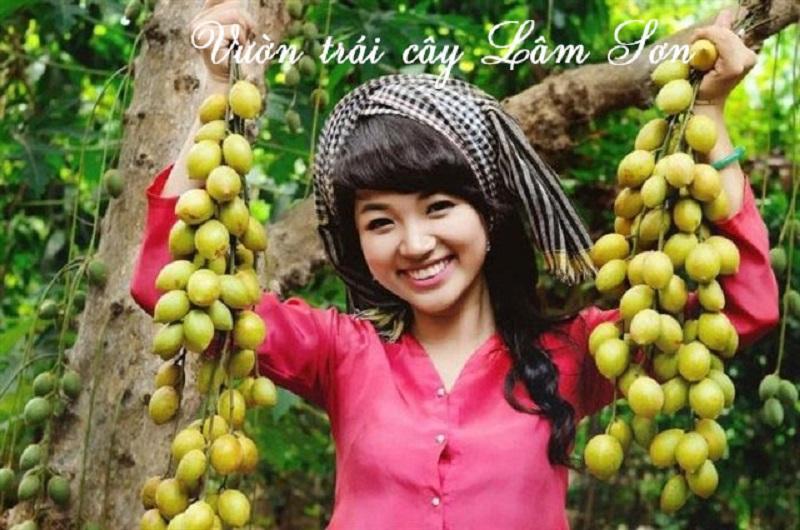 Vườn trái cây Lâm Sơn - Thác Sakai: Kinh nghiệm ăn chơi picnic cuối tuần