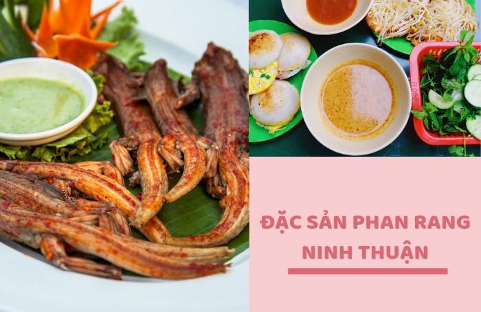 Dông cát giá nhiêu kg và địa chỉ mua thưởng thức ở Phan Rang Ninh Thuận?
