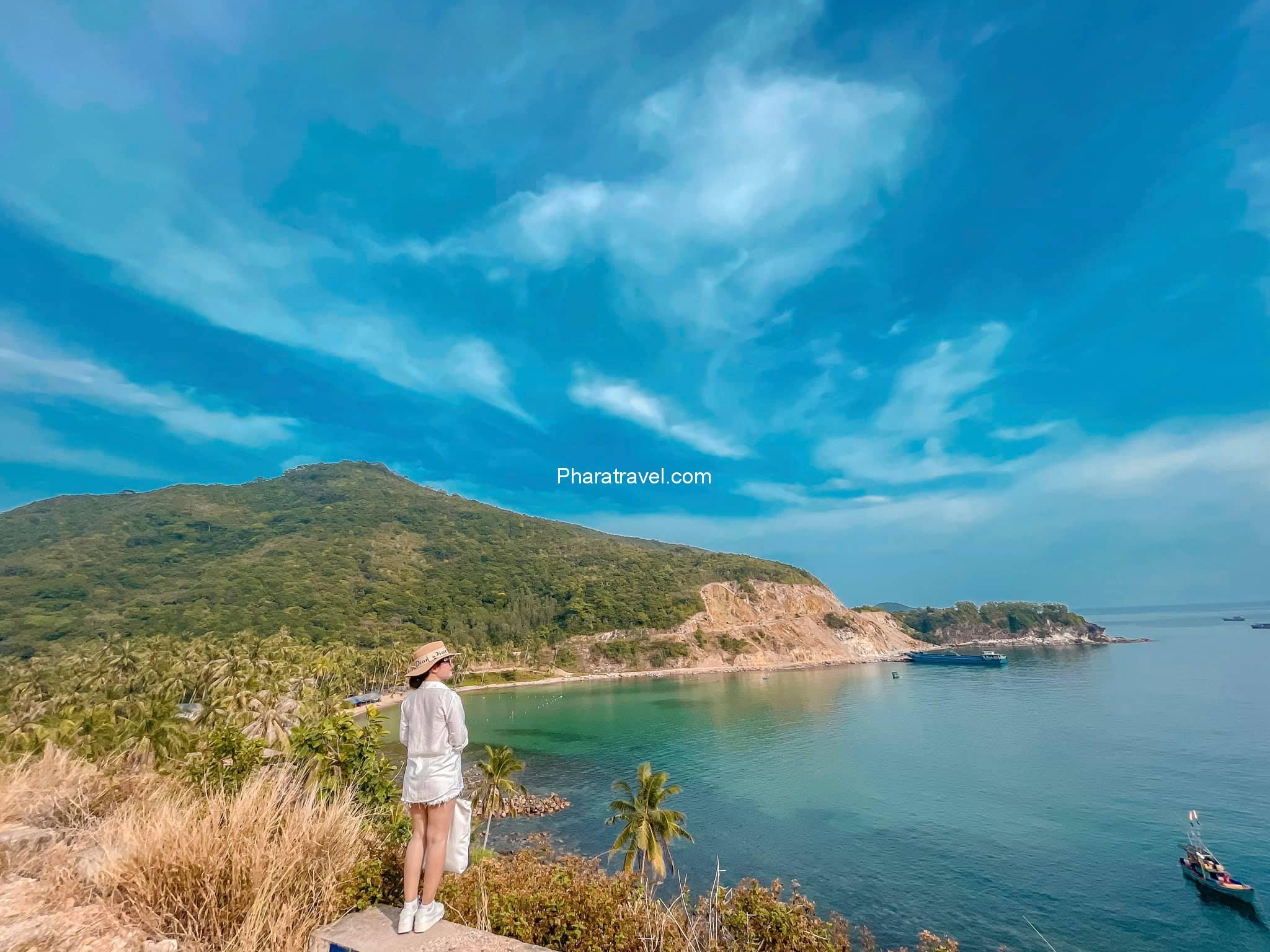 Cẩm nang & Kinh nghiệm phượt du lịch đảo Nam Du tự túc A-Z
