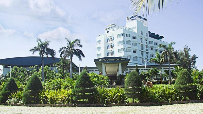 Khách sạn Sài Gòn Ninh Chữ 4 sao: Review chi tiết giá phòng, ăn uống