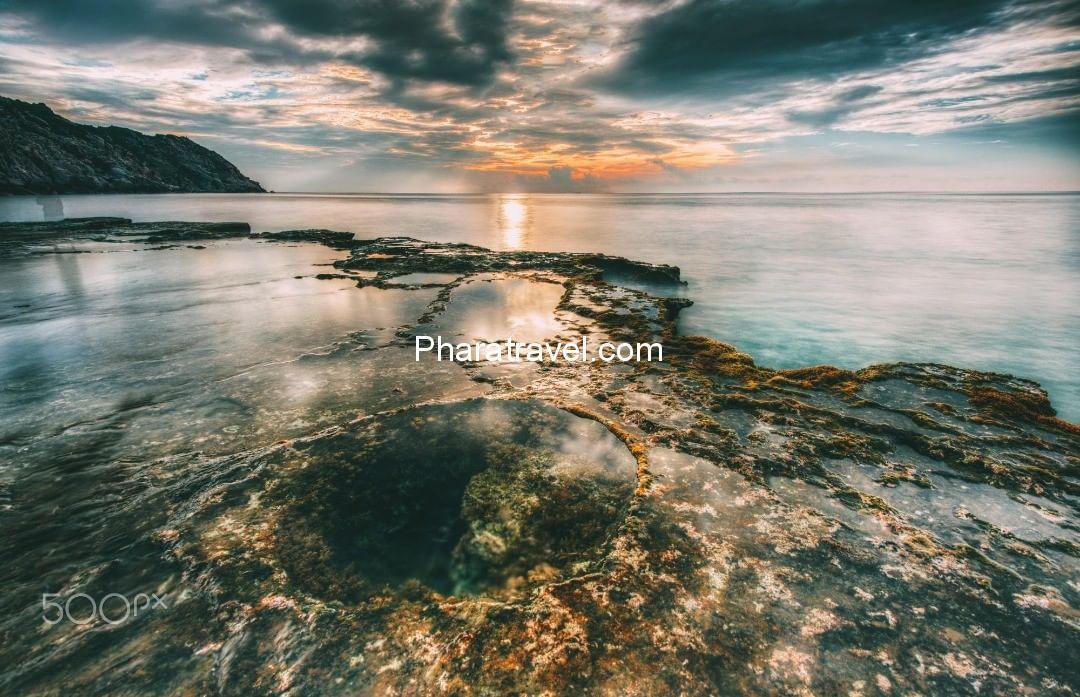 Đường ven biển Ninh Thuận: Cung đường 701 - 702 cảnh đẹp siêu thực