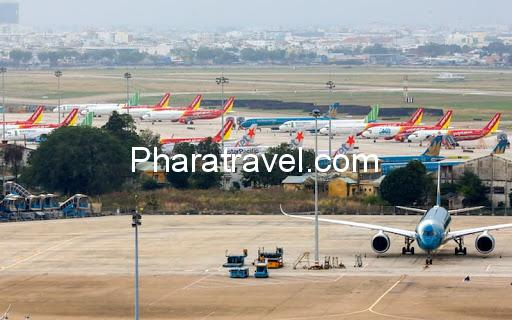 Sân Bay Thành Sơn – Ninh Thuận đề xuất quy hoạch thành cảng hàng không dân dụng