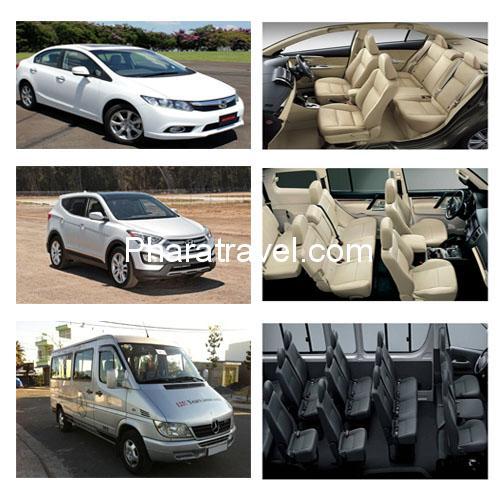 Bảng giá cho thuê xe ô tô, xe du lịch Ninh Thuận Phan Rang tốt nhất