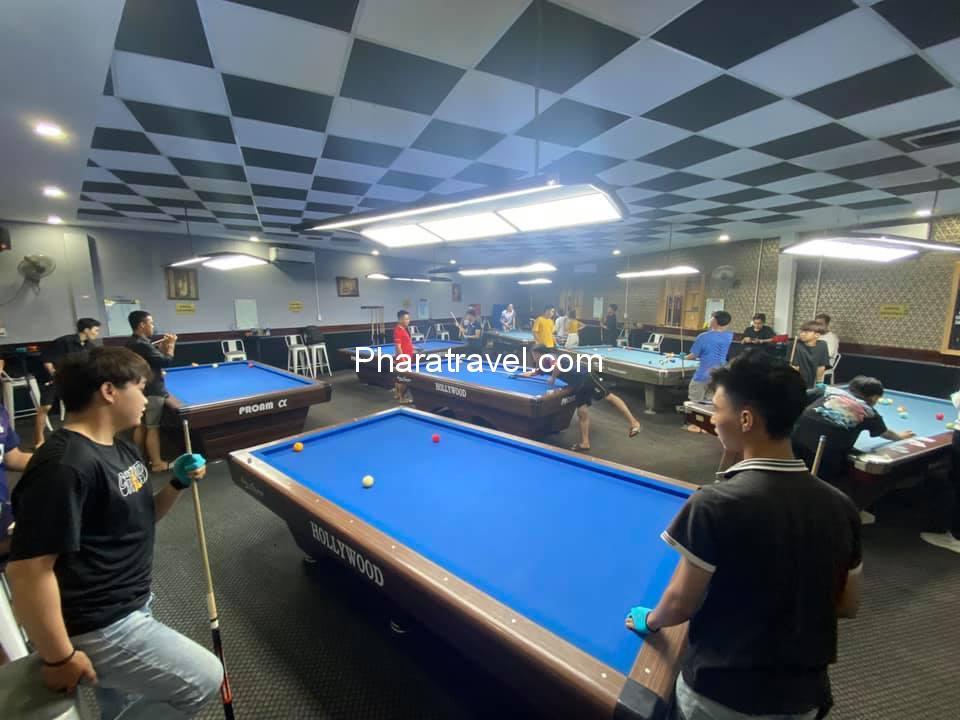 Top 10 quán bida Phan Rang Ninh Thuận bàn đẹp cơ đánh ngon