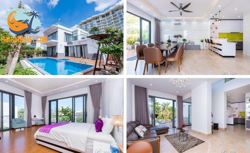 Top 29 Biệt thự villa Vũng Tàu giá rẻ đẹp gần biển có hồ bơi tốt nhất