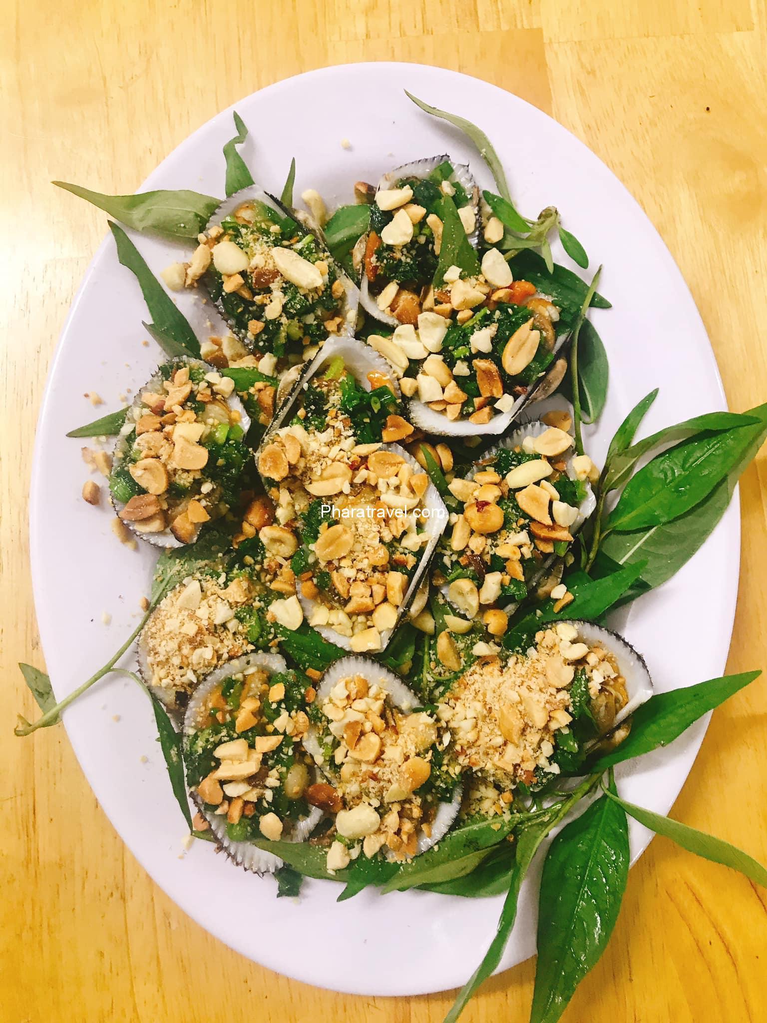 Top 10 quán ốc Phan Rang Ninh Thuận Tươi sống chất lượng nên ăn