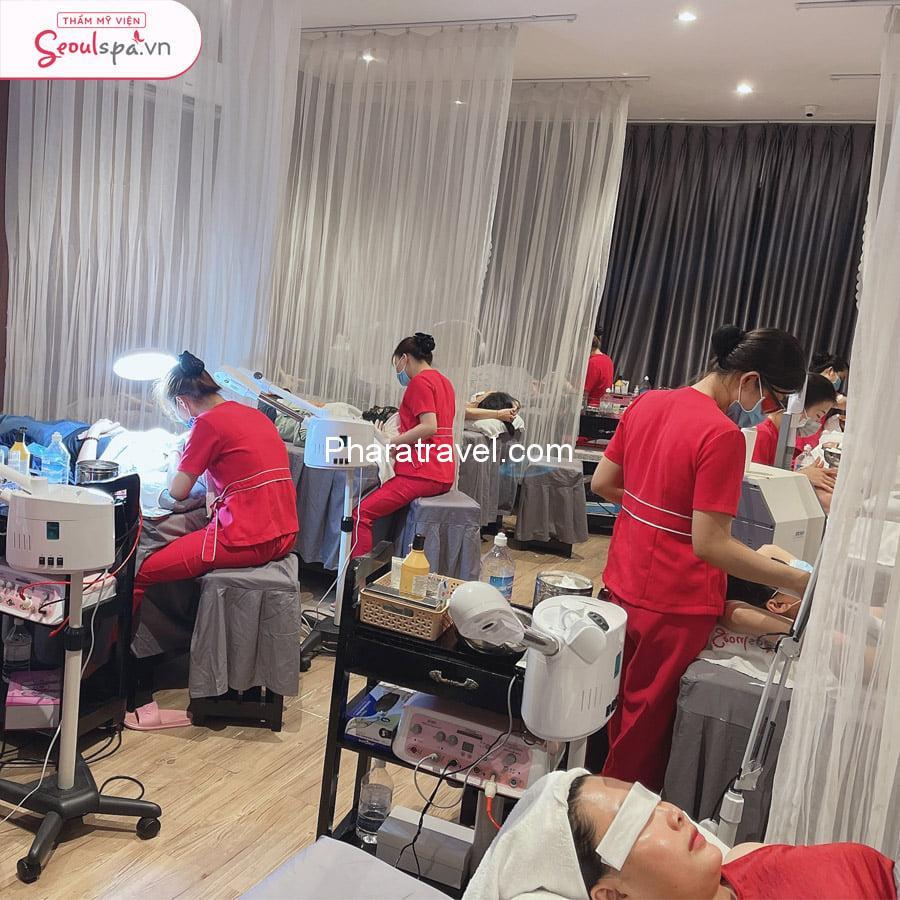 Spa Phan rang Ninh thuận: Top 10 Spa làm đẹp uy tín chất lượng nhất