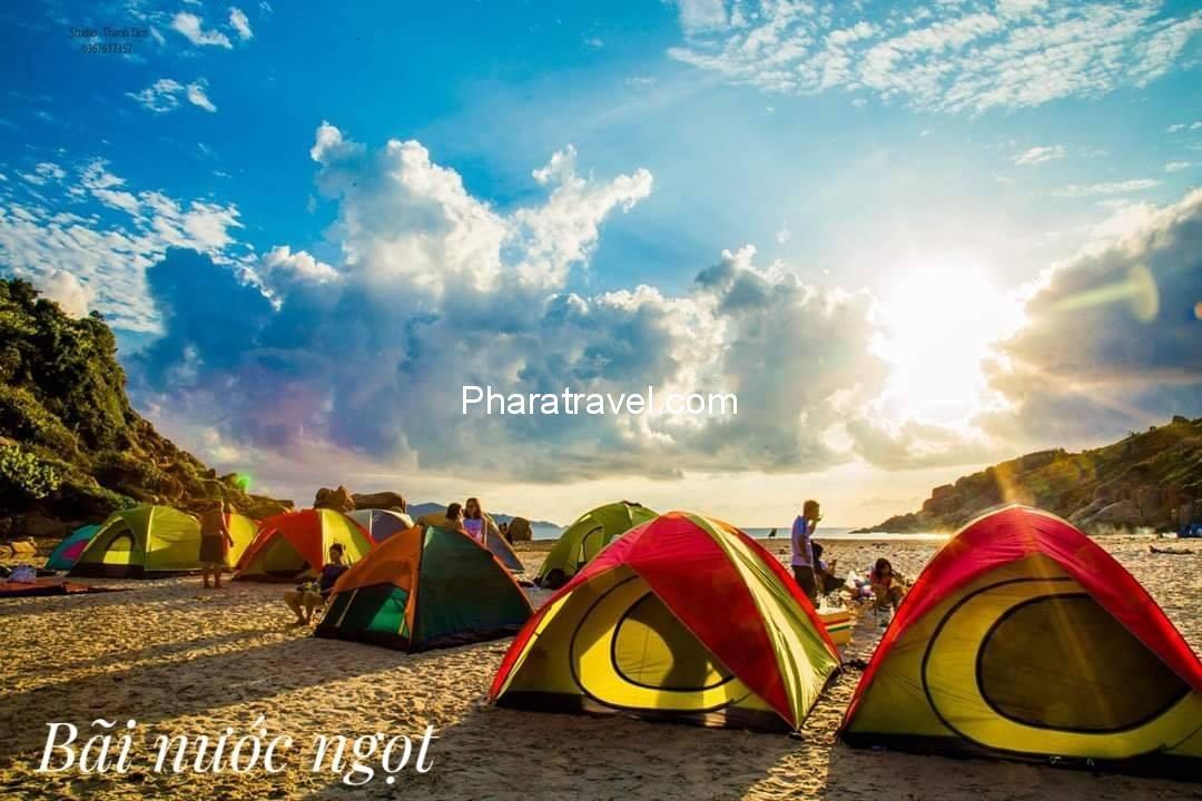 Lều cắm trại Ninh Thuận: Top 3 dịch vụ cho thuê lều cắm trại uy tín