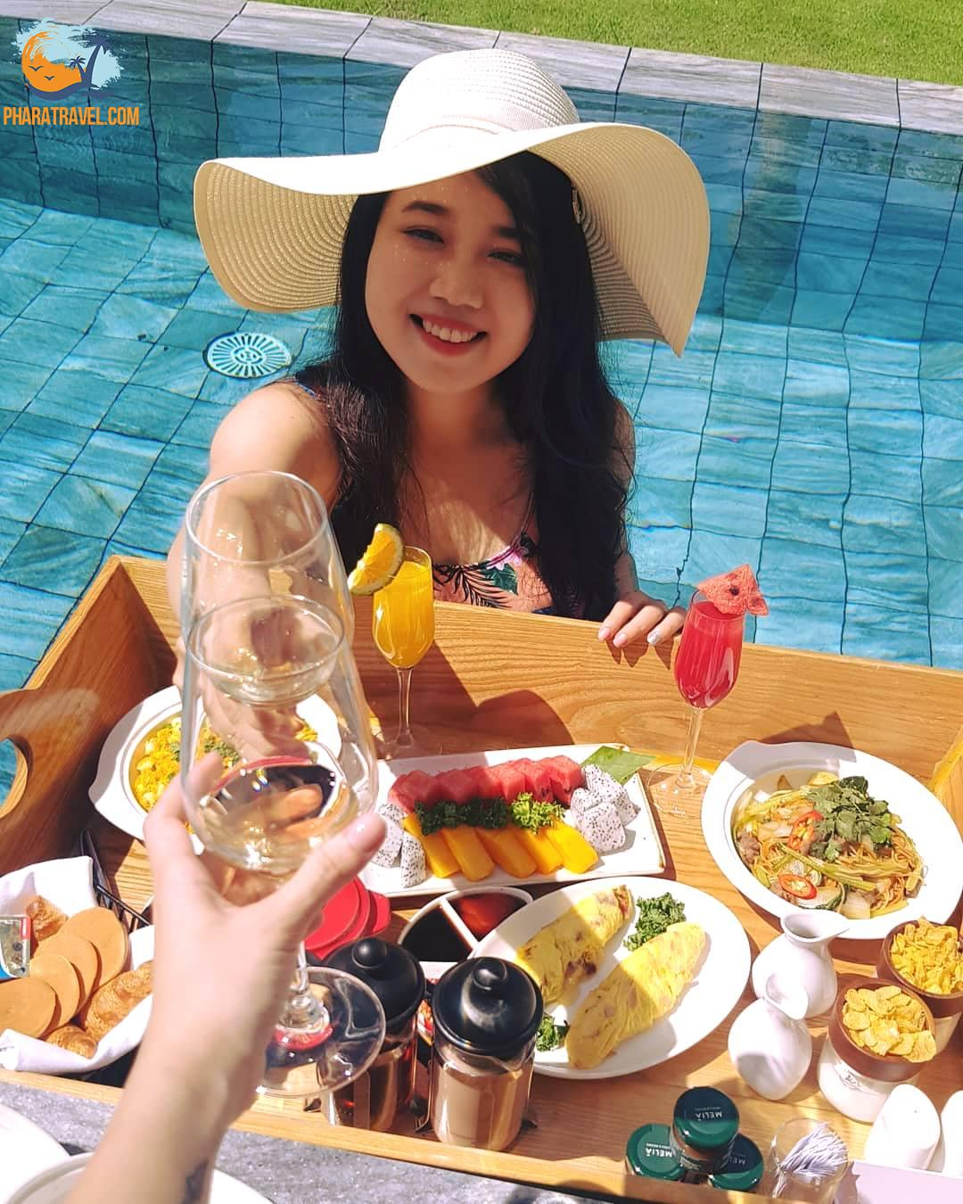 Melia Hồ Tràm beach resort: Khu nghỉ dưỡng sang trọng tại Vũng Tàu