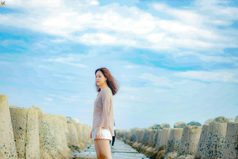 Bờ kè Ninh Chữ - Điểm check in sống ảo tuyệt đẹp ít ai biết tại Ninh Thuận