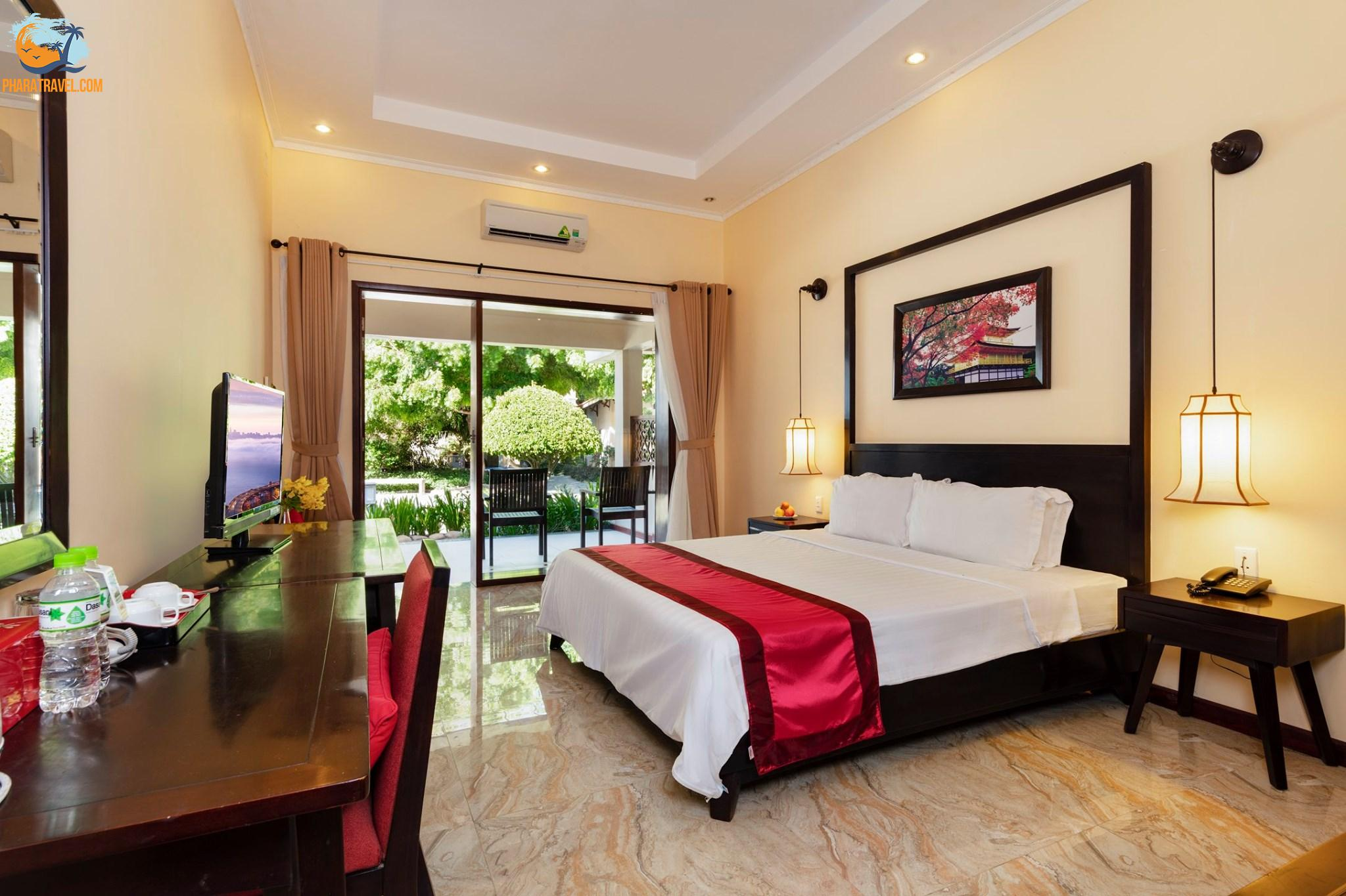 Resort Hòn Cò Cà Ná: Khu nghỉ dưỡng chất lượng tại Ninh Thuận