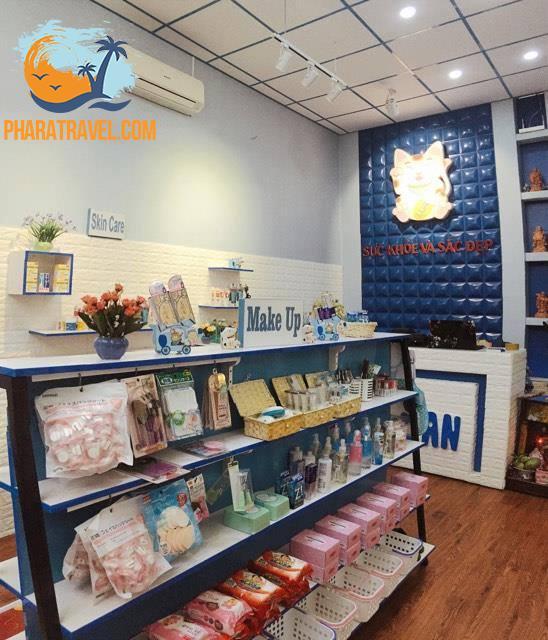 Top 10 shop mỹ phẩm chính hãng giá rẻ uy tín tại Ninh Thuận