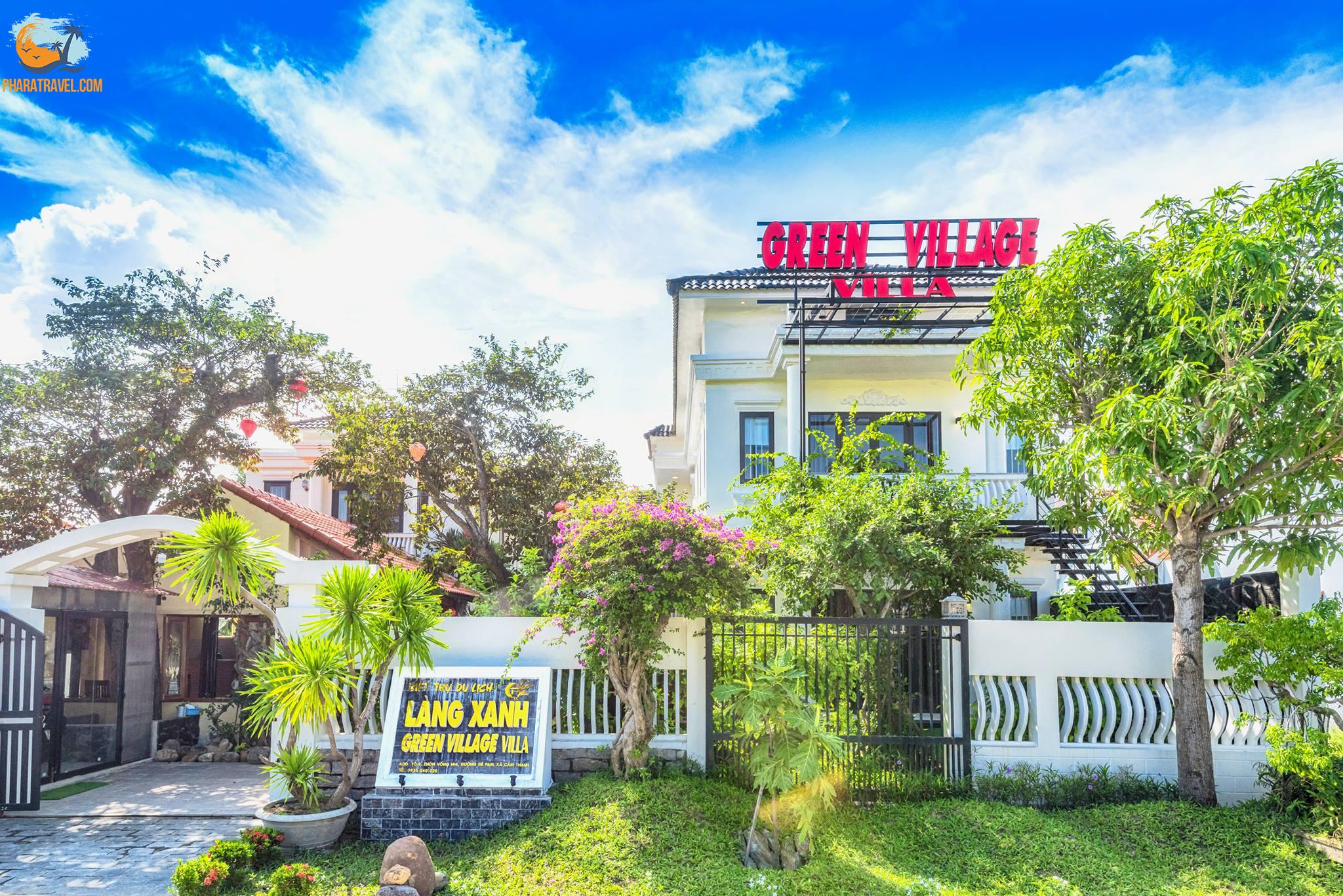 Top 20 biệt thự villa Hội An giá rẻ chất lượng chỉ từ 350k/đêm