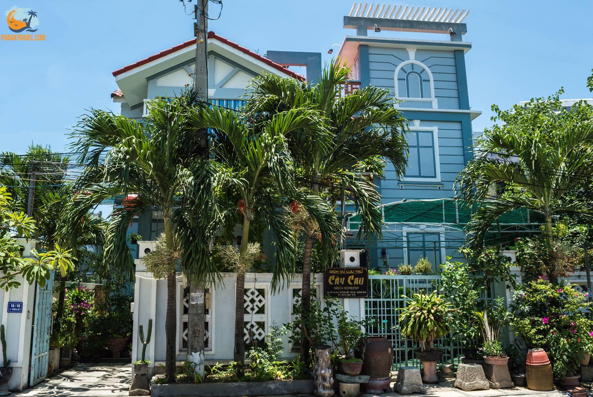 Top 30 homestay Hội An giá rẻ view biển giữa lòng phố cổ gần trung tâm