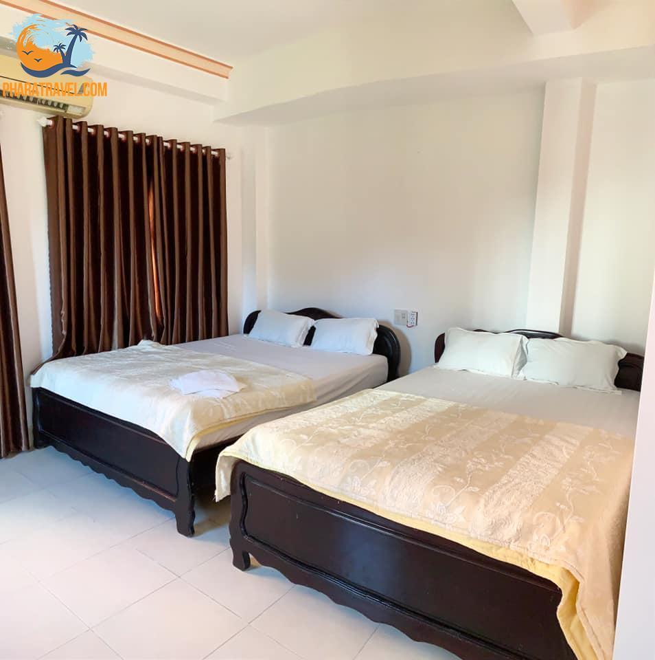 Top 20 nhà nghỉ Nha Trang giá rẻ từ 100k view đẹp gần biển gần trung tâm