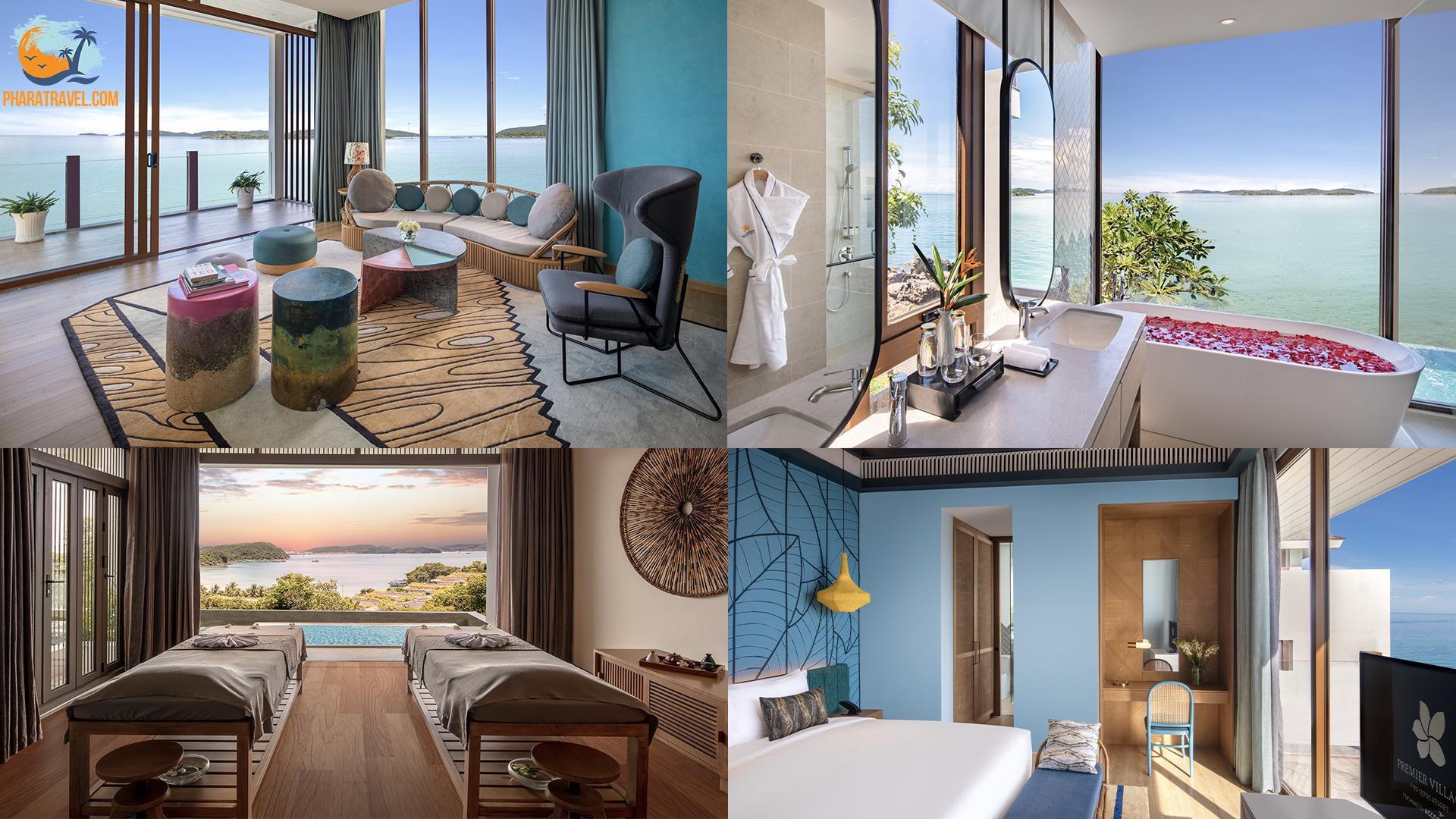 Top 20 biệt thự villa Phú Quốc giá rẻ gần biển có cho thuê nguyên căn